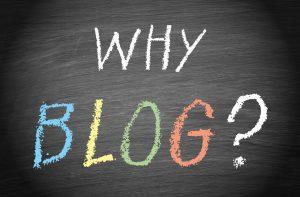 چرا بلاگ