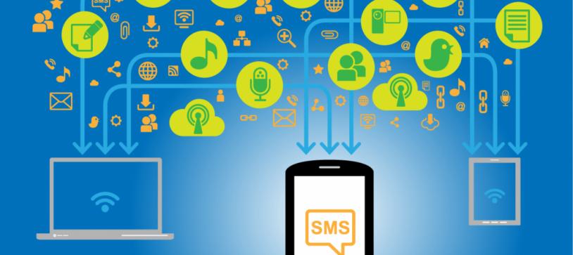 اصول بکار گیری پیامک در پروسه ی فروش چیست